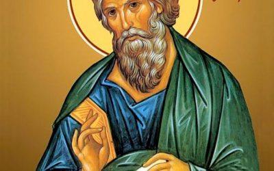 L'apostolo Andrea, l'apostolo dei romeni