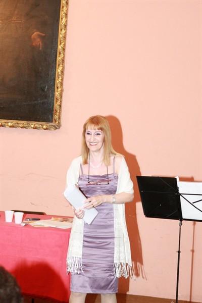 Sabrina Arpini, presidente dell'Associazione DART