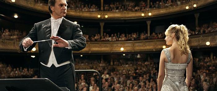 """Radu Mihaileanu e il suo """"Concerto"""" contro le dittature"""