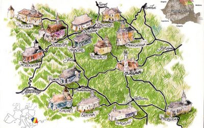 Bucovina: terra dei monasteri dipinti