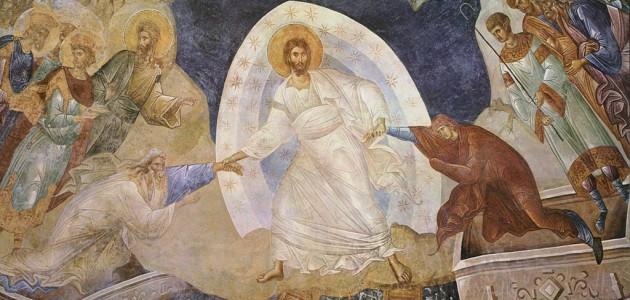La discesa agli inferi del Signore e l'icona della Resurrezione