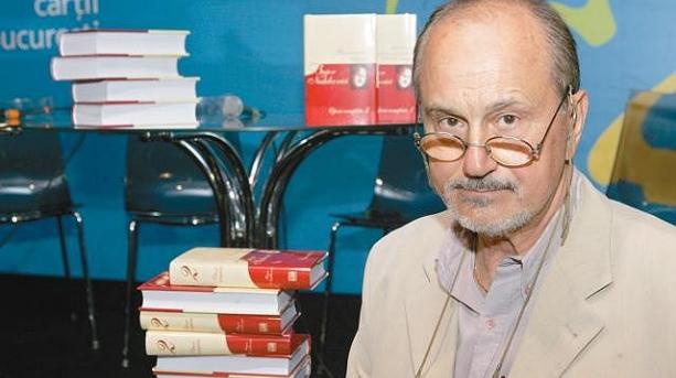 Lo scrittore romeno Bujor Nedelcovici presente al Salone del Libro di Torino