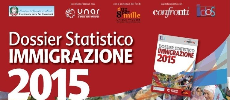 Romeni in Italia alla luce del Dossier Statistico Immigrazione 2015