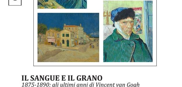 """Carlo D'Urso: """"Il sangue e il grano (1875-1890): gli ultimi anni di Vincent van Gogh"""""""