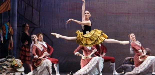 Teatro Manzoni di Milano presenta il balletto: Don Chiosciotte