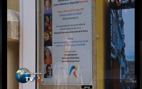 Rediviva Edizioni approda su TVR International