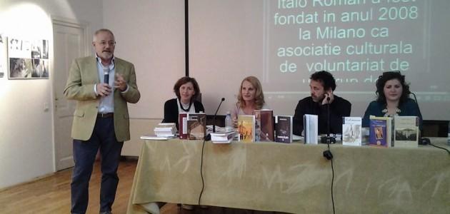 «Un'incursione letteraria romeno-milanese a Bucarest»