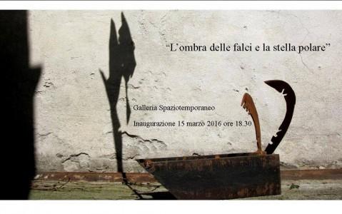 Incontro a tema libero in galleria con i poeti Menotti Lerro, Florentina Nita e Paola Pennecchi