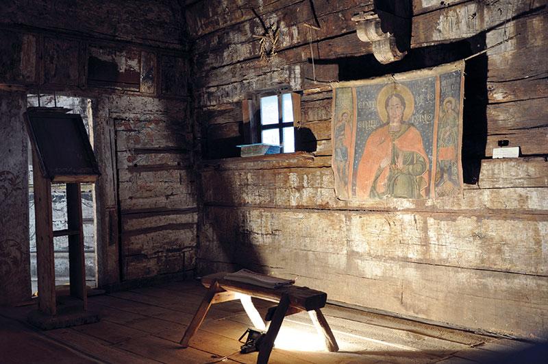 Chiese di legno della Romania
