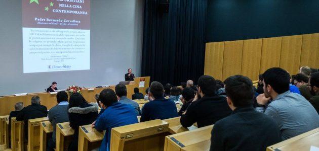 "Universitatea din Lugano: Conferinta ""România – martiri creștini ai perioade comuniste"""