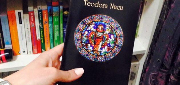 Teodora Nacu al suo debutto letterario