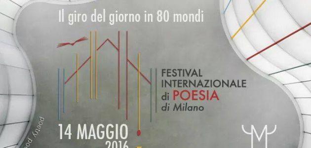 Rediviva Edizioni al primo Festival Internazionale di Poesia. Milano – 14 maggio 2016
