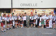 Festa tradizionale romena a Ormelle I-a edizione 2016