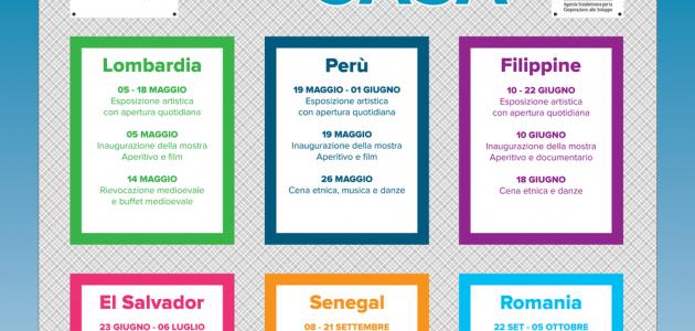 """România țară invitată la Milano în cadrul manifestării """"Il mondo in casa"""""""
