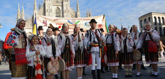 Il profilo dei Romeni in Italia  alla luce dei dati del Dossier Statistico Immigrazione 2016
