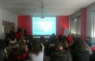 Schimb de experiență între elevii din Alba Iulia și Milano