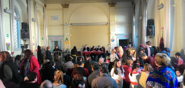 Sărbătoarea Mărțișorului la Milano