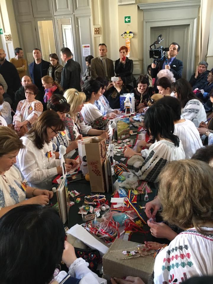 Festa della primavera: Romania, Bulgaria, Republica Moldova