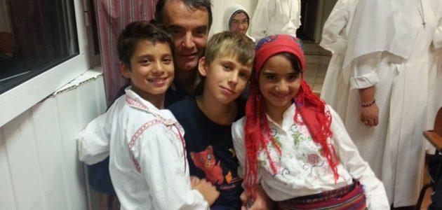Incontro con la gente romena di  Antonio Buozzi