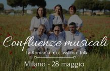 """A Milano il concerto di musica corale romena di """"Arpeggio & Roua"""""""