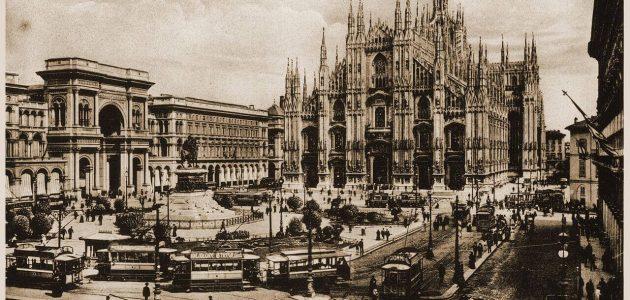 Testimonianze e legami dei romeni con Milano nel arco del tempo