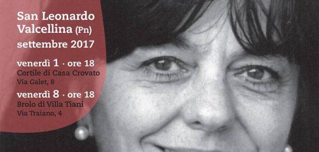 Ana Blandiana al festival internazionale di poesia in Friuli Venezia Giulia