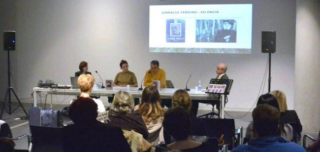"""FOTO. Presentazione """"Nicolae Steinhardt e la vocazione della libertà"""" a BOOKCITY Milano"""