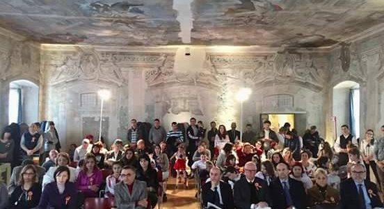 FOTO. Inaugurarea secției de cărți în limba română la Biblioteca din TRENTO