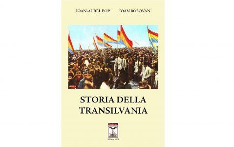 In uscita: Storia della Transilvania di Ioan Aurel POP e Ioan BOLOVAN, edizioni Rediviva Milano