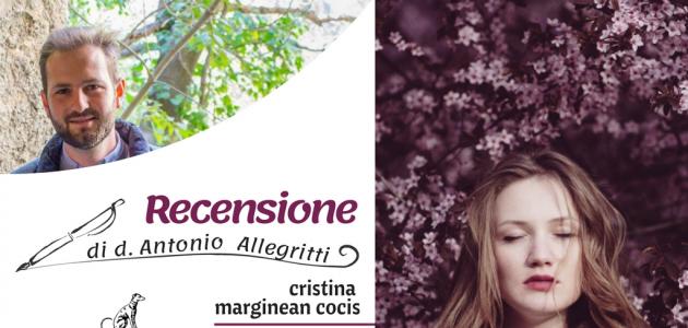"""La storia di una guarigione. Recensione di Antonio Allegritti al romanzo: """"Zero positivo"""", Cristina Marginean Cocis"""