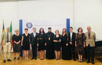 """Roma. Gala """"100 pentru Centenar"""" a premiat zece români din Italia"""