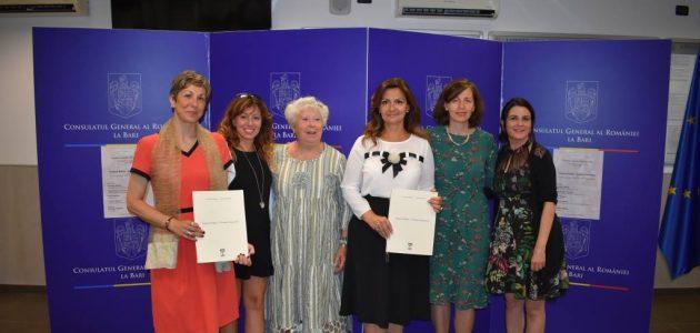 """Intrecci culturali italo-romeni a Bari. Presentazione del volume: """"Toamnă fuksie-Fucksie d'Autunno"""" di Ana Maria Pătrașcu e Aurelia Iurili"""