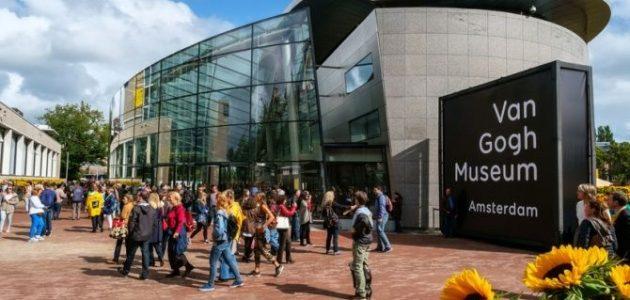 Donație Rediviva la Muzeul Vincent van Gogh din Olanda