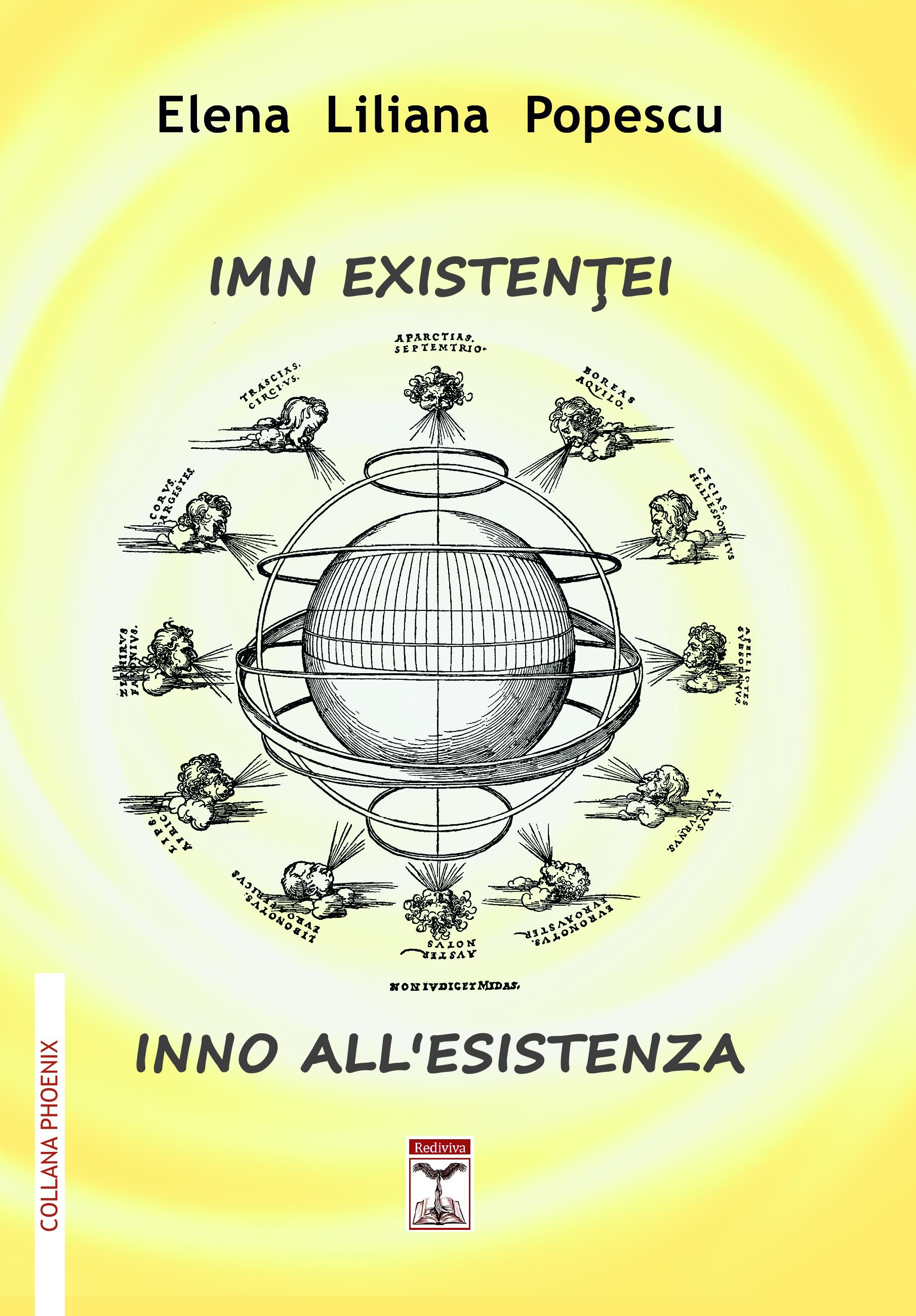 """In uscita presso Rediviva: """"Inno all'Esistenza"""" di Elena Liliana Popescu"""