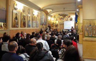 Foto. Centenarul Marii Uniri sărbătorit în comunitatea românească de la Lodi