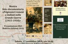 """Festival Internazionale Bookcity Milano: """"Centenario della Grande Unione della Romania 1918-2018"""""""