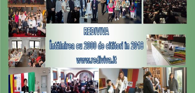 Editura Rediviva. Retrospectiva 2018