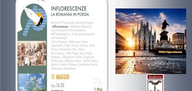 Poeti romeni al Festival Internazionale di Poesia di Milano