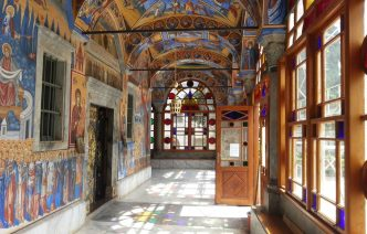 I Romeni al Monte Athos di Armando Santarelli