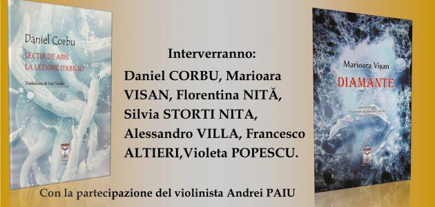 Dialogo poetico. Incontro a Milano con la poesia di Daniel Corbu e Marioara Vișan