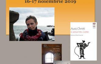 Poeta Aura Christi, invitată la Milano și Como în cadrul Festivalului Internațional BooKcity