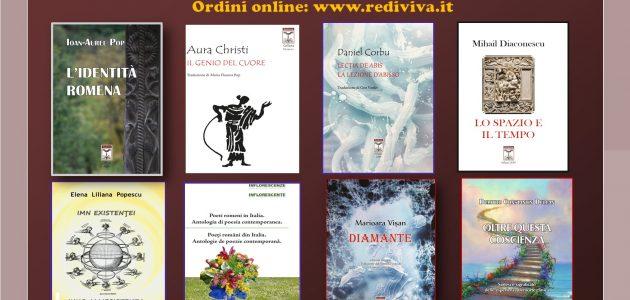 Editura Rediviva din Milano. Bilanț bogat cultural în anul 2019. Publicații și evenimente Italia-România- Elveția