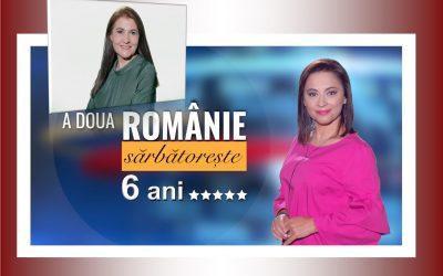 """""""LA SECONDA ROMANIA"""" sei anni di programmi televisivi dedicati a chi promuove la Romania nel mondo"""