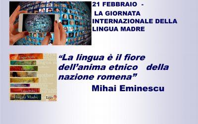 21 febbraio. La Giornata internazionale della lingua madre