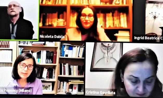 """Per la Giornata Internazionale della Donna, la scrittrice Ingrid Beatrice Coman Prodan lancia il libro """"Badante pentru totdeauna"""" (Badante per sempre) sul mercato editoriale romeno"""